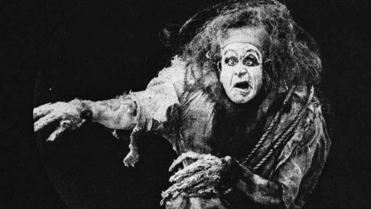 1910年在電影初次亮相的科學怪人