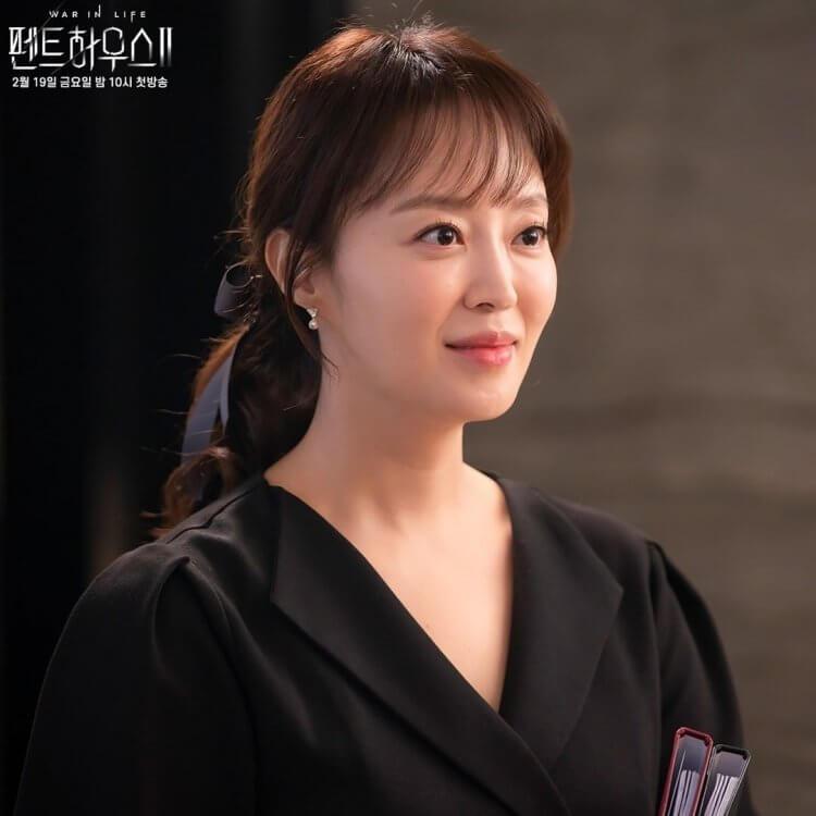 《Penthouse上流戰爭》第二季新角色「陳粉紅」