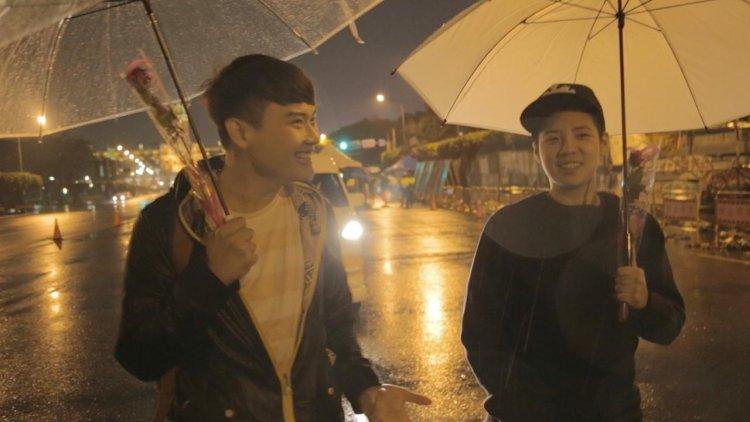 紀錄片《酷兒台灣》劇照。
