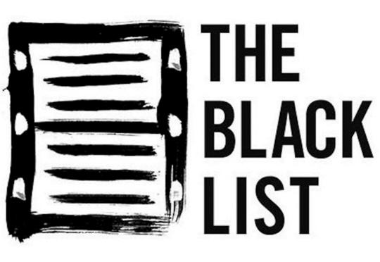 「劇本黑名單」網站。