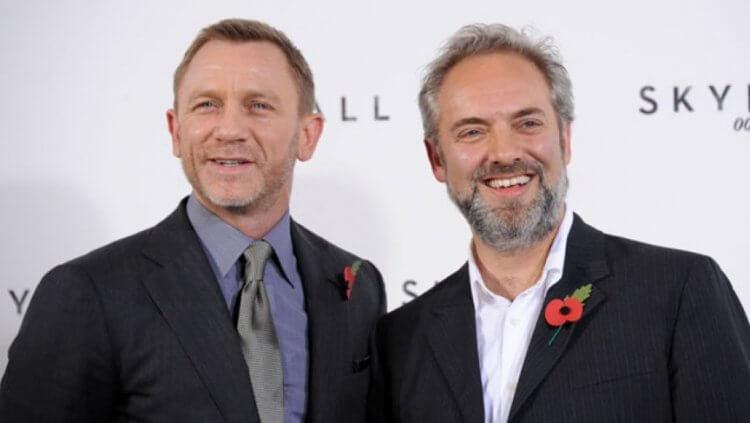 《007:空降危機》導演山姆曼德斯(右)曾婉拒執導漫威《復仇者聯盟》系列電影的機會。