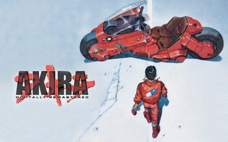 《阿基拉》(Akira, 1988)