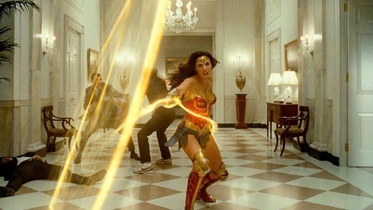 《神力女超人 1984》劇照。