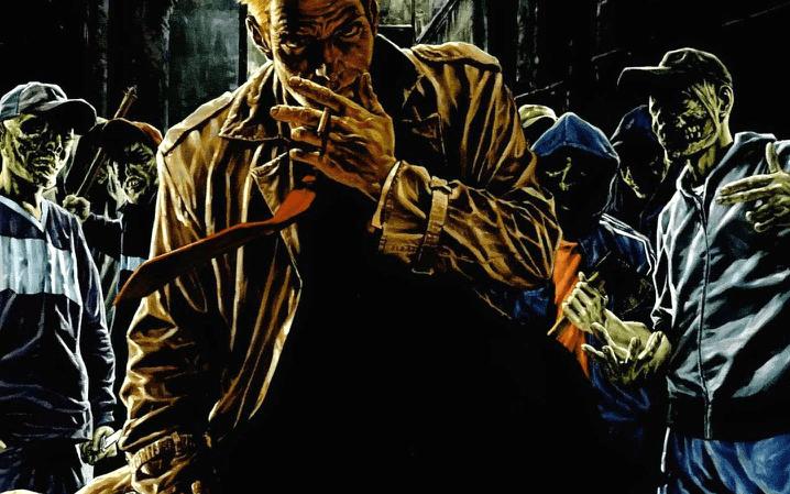 《地獄神探》漫畫中,驅魔神探康斯坦汀雖然不比其他超級英雄威猛,但上通天文下通地理讓他遊走人神魔三界。