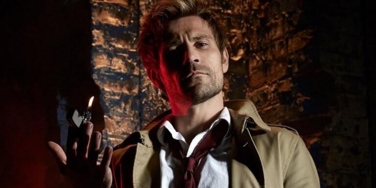 影集《康斯坦汀》中,由麥特萊恩 (Matt Ryan) 飾演這位英國來的地獄神探。