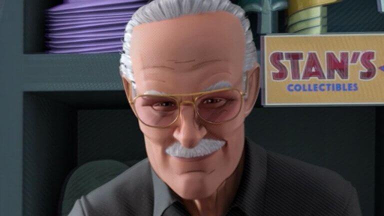 史丹李 (Stan lee)