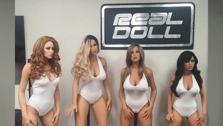 機器人科技日新月異,包含滿足大家「房事」需求的那些性愛女孩。