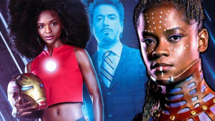 瓦干達歡迎你!多米妮可索恩主演的「鋼鐵心」將在《黑豹:瓦干達萬歲》初登場!首圖