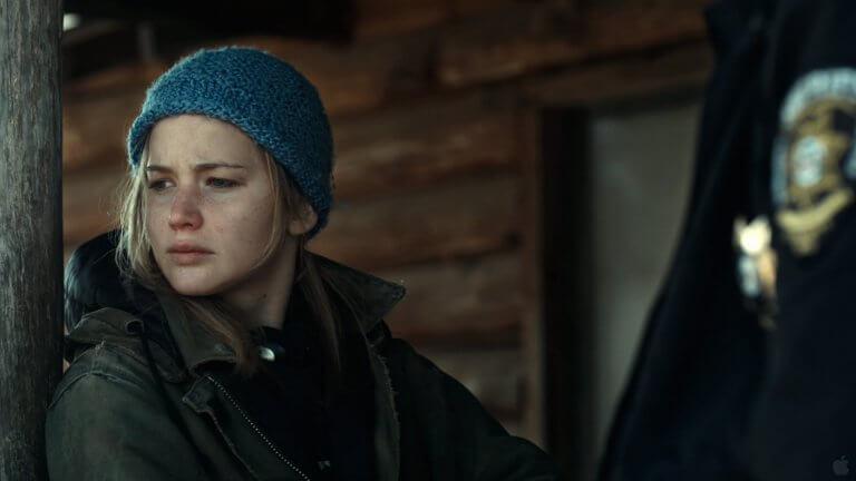 以《冰封之心》(Winter's Bone) 入圍奧斯卡最佳女主角的「小珍妮佛」珍妮佛勞倫斯(Jennifer Lawrence) 。
