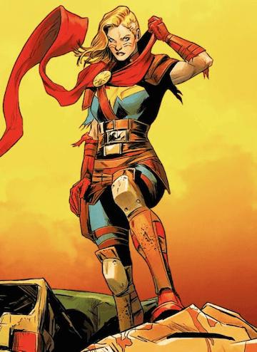 《驚奇隊長》漫畫中已披露了許多超凡能力,今後的 MCU 電影中將能繼續看見她大展身手。