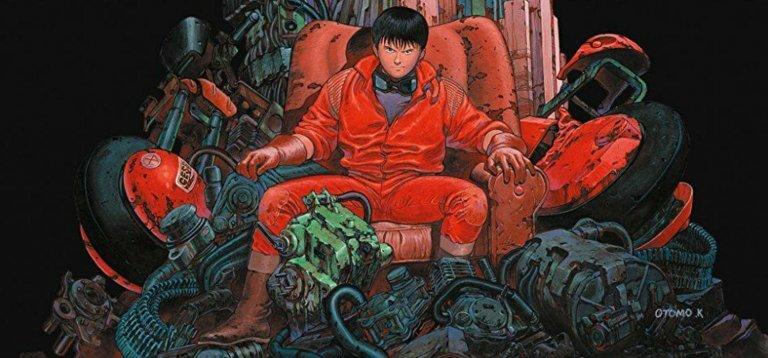 1988年問世的日本經典科幻動畫《阿基拉》(Akira)