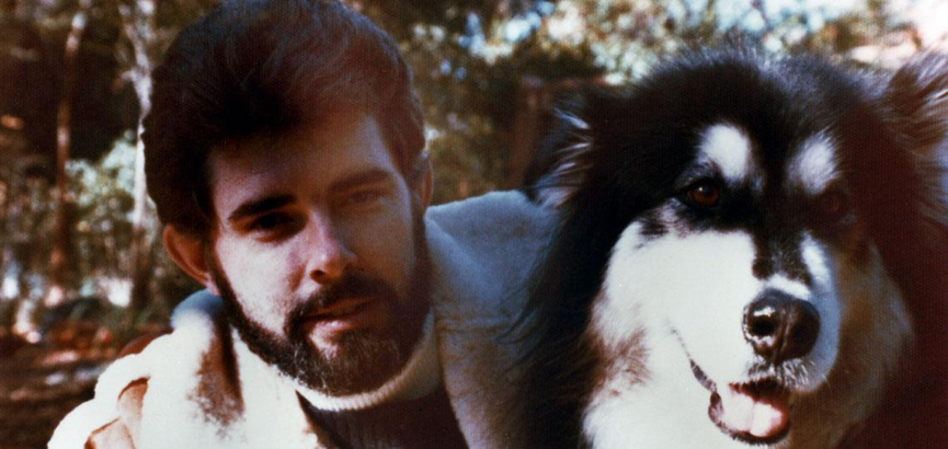 星際大戰 丘巴卡 角色誕生祕話 : 導演 喬治魯卡斯 與他的愛犬 印第安納