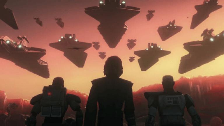 動畫影集《星際大戰:複製人之戰》