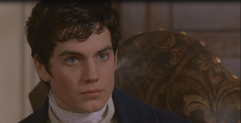 2002 年電影《絕世英豪》中可以看到將來的超人:年輕的亨利卡維爾。