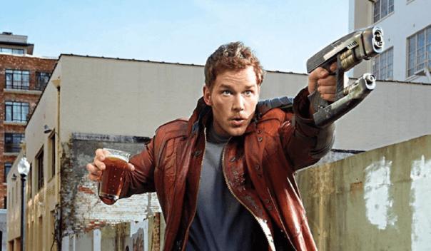 漫威電影宇宙《星際異攻隊》中由克里斯普瑞特飾演的男主角:「我是星爵。」