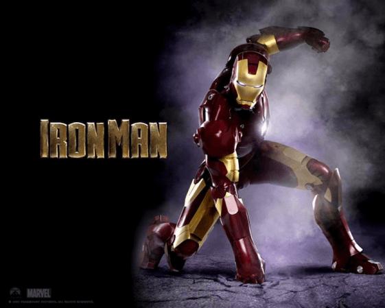 鋼鐵人(Iron Man)