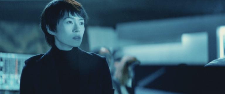 演出《哥吉拉 II:怪獸之王》的華人女星章子怡。