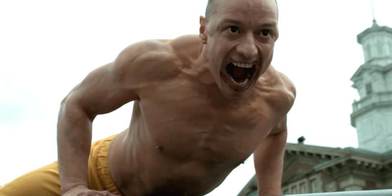 奈沙馬蘭導演驚心動魄三部曲電影中,《分裂》《異裂》皆有現身的大衛,也不一定記得化身「野獸」時作過的行為。