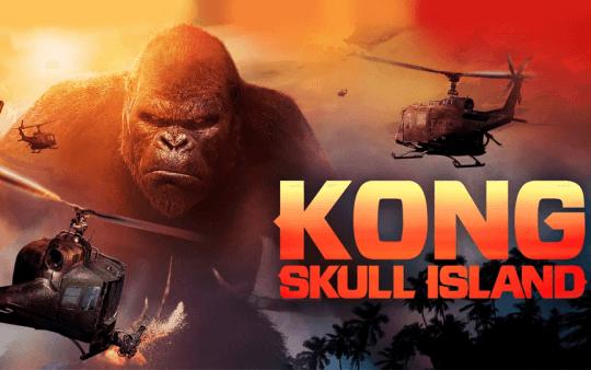 《金剛:骷髏島》(Kong: Skull Island) 劇照。