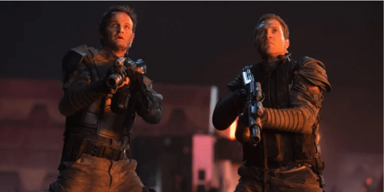 在 2015 年電影《魔鬼終結者:創世契機》中,約翰康納帶領的反抗軍成功地戰勝了天網。