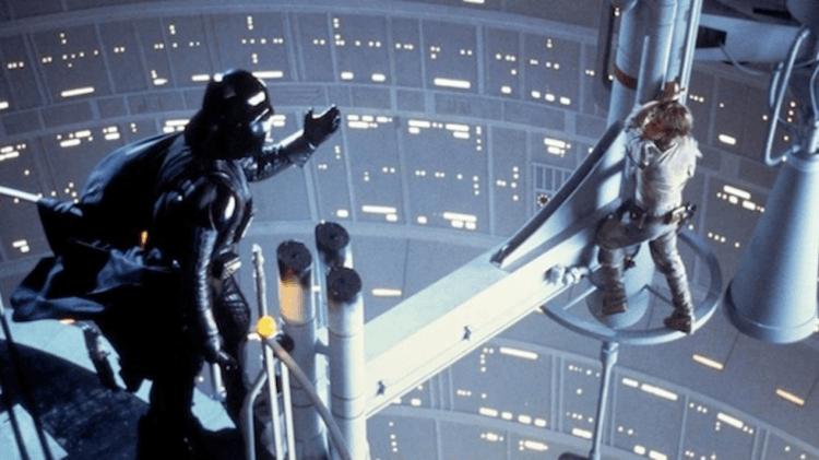 《星際大戰五部曲:帝國大反擊》劇照。