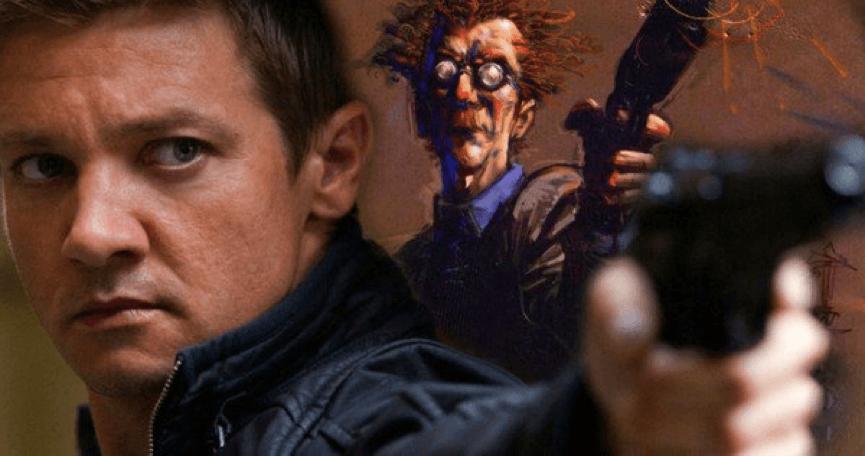「 鷹眼 」 傑瑞米雷納 (Jeremy Renner) 將在新《 閃靈悍將 》飾演 推奇 。