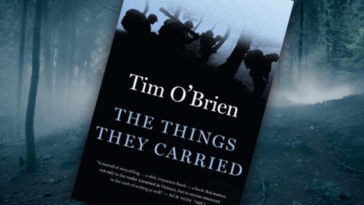 描寫越戰的普立茲獎小說《負重》(The Things They Carried) 將改編成電影。