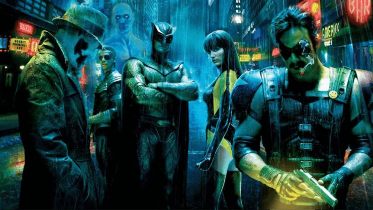 查克史奈德導演 2009 年執導的《守護者》真人電影版劇照。