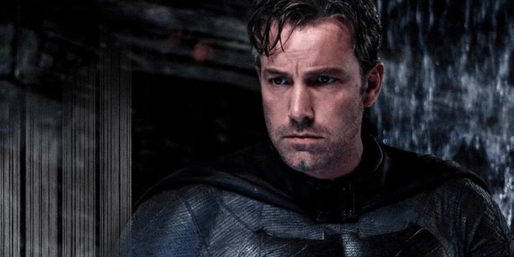 班艾佛列克飾演蝙蝠俠。