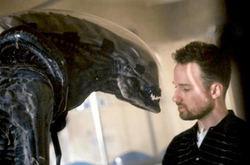 大衛芬奇 因《 異形3 》票房失利,導致不再碰續集電影。