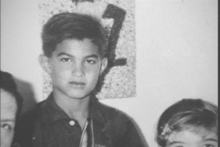 13 歲的史蒂芬席格在餐廳打工,意外踏上習武之路。