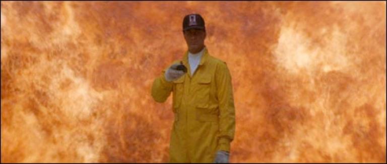 席格自導自演的《絕地戰將》,可惜拍攝過程與票房表現都是冷吱吱。