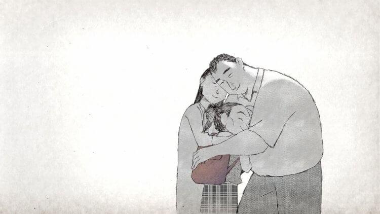 Netflix 動畫短片《無論如何我愛你》。
