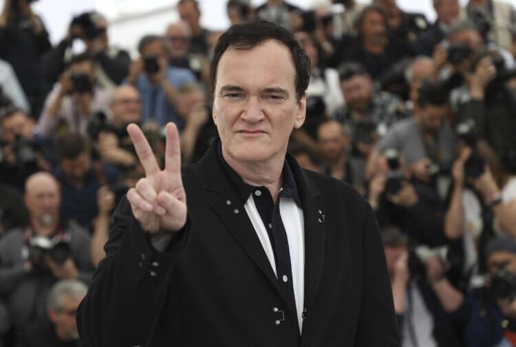 鬼才導演昆汀塔倫提諾 (Quentin Tarantino)
