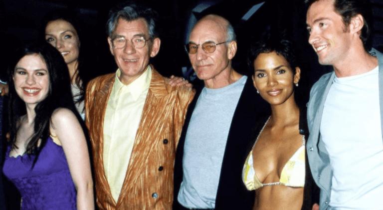 日後參演《X 戰警》系列的派崔克史都華、伊恩麥克連等演員們。