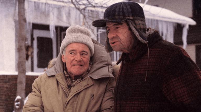 1993 年傑克李蒙、華特馬殊共演的電影《見色忘友》。