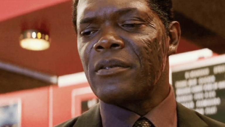 「MDFK」山繆傑克森也曾參演過《限制級戰警》。