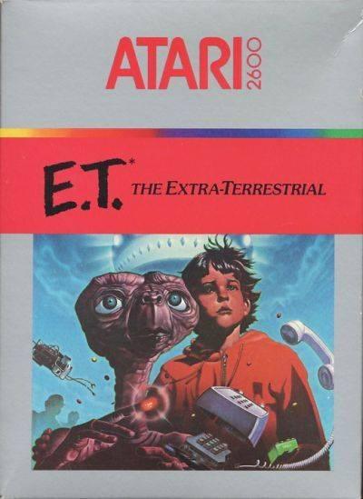 一級玩家 E.T.外星人遊戲包裝