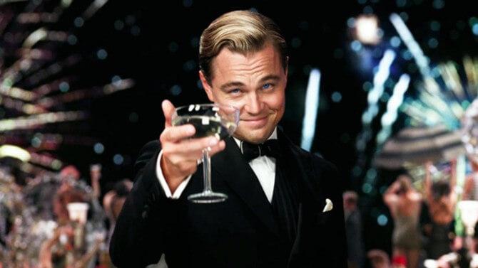 好萊塢人氣影星李奧納多狄卡皮歐。