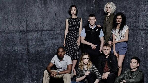 華卓斯基姐妹曾參與其中的影集《超感 8 人組》。