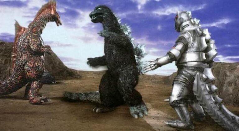 1975 年日本東寶推出的《機械哥吉拉的逆襲》,算是昭和哥吉拉系列電影當中的特別作品。