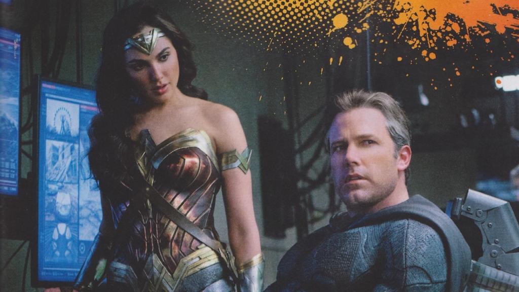 《正義聯盟》將會很像《復仇者聯盟》?神力女超人這樣說⋯⋯首圖
