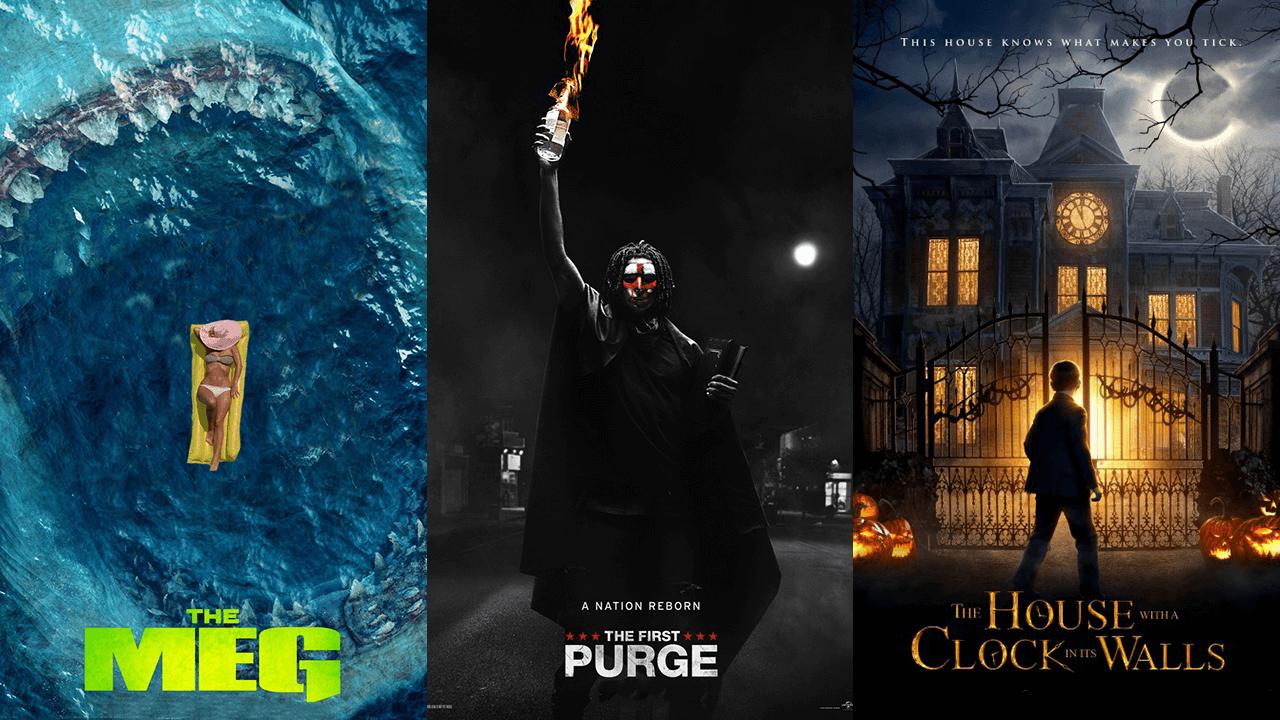 年終結算!2018 年這 10 部恐怖片超級賣(二):怪物類&社會暴力類首圖
