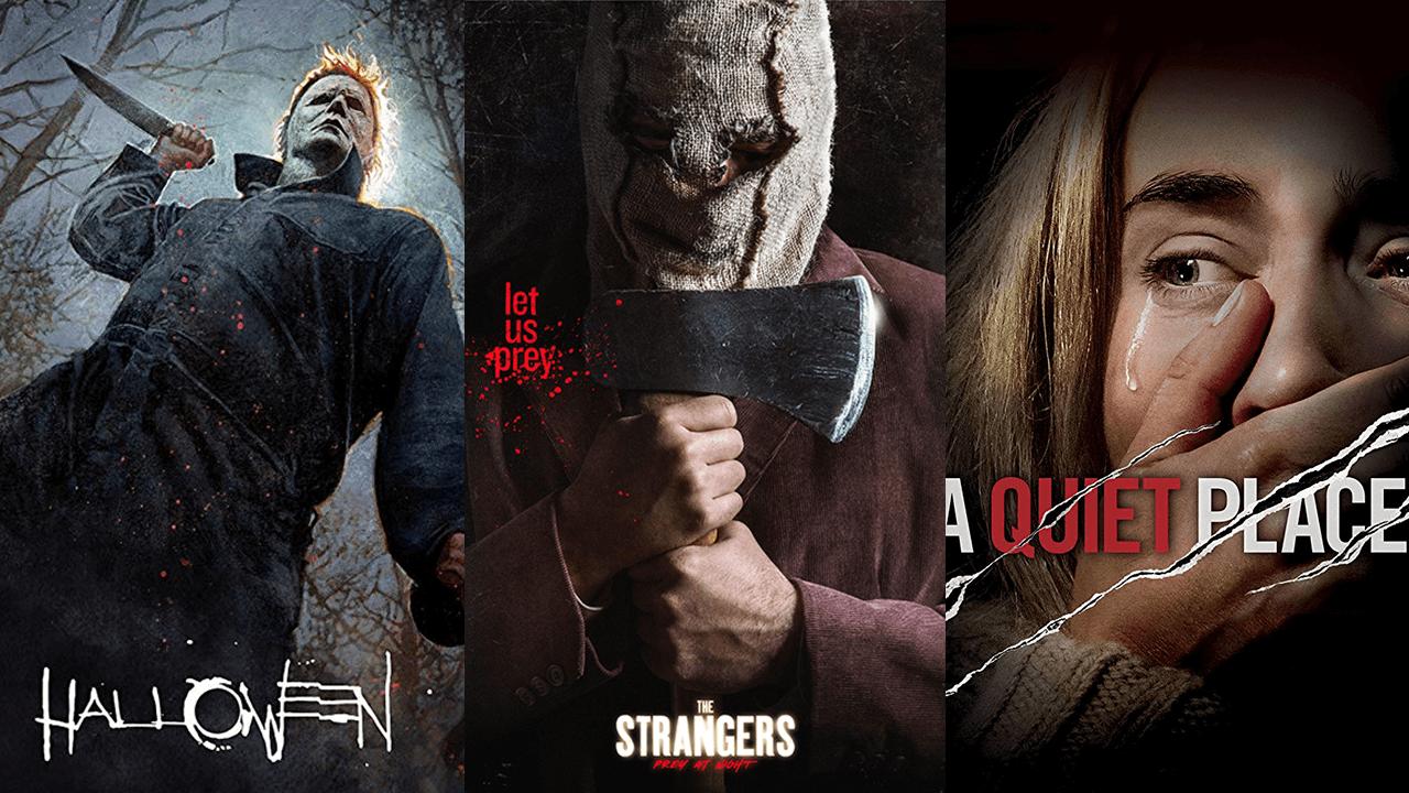 年終結算!2018 年這 10 部恐怖片超級賣(一):砍殺類&怪物類首圖