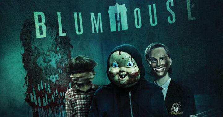 恐怖片界的金字招牌 布倫屋製片公司 。