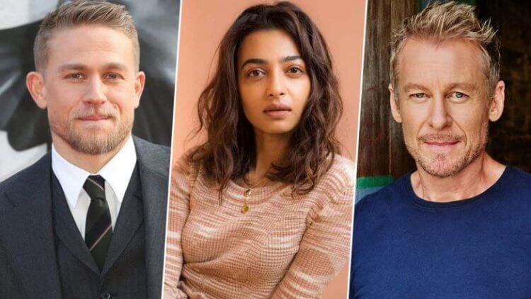 《項塔蘭》演員卡司堅強,查理漢納、拉德西卡阿普泰與理查勞斯伯格等影星陣容陸續公開。