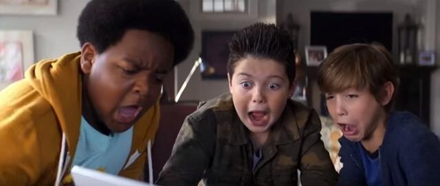 上週以黑馬之姿擊敗《玩命關頭:特別行動》奪得冠軍的《好小男孩》這禮拜位居第二。