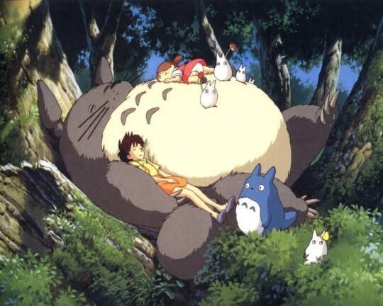 宮崎駿的《龍貓》