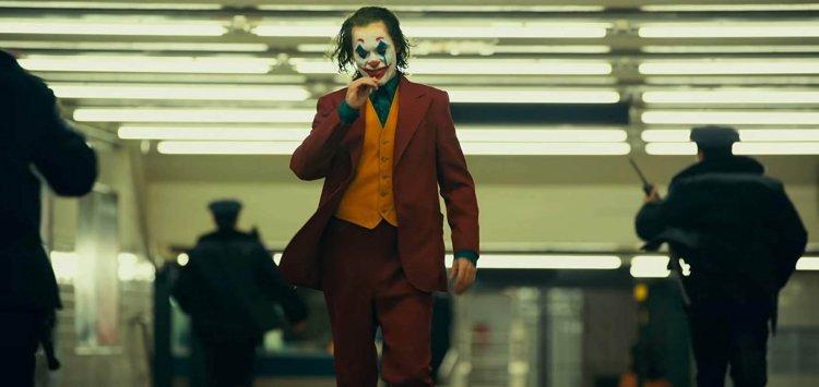 《小丑》劇照。