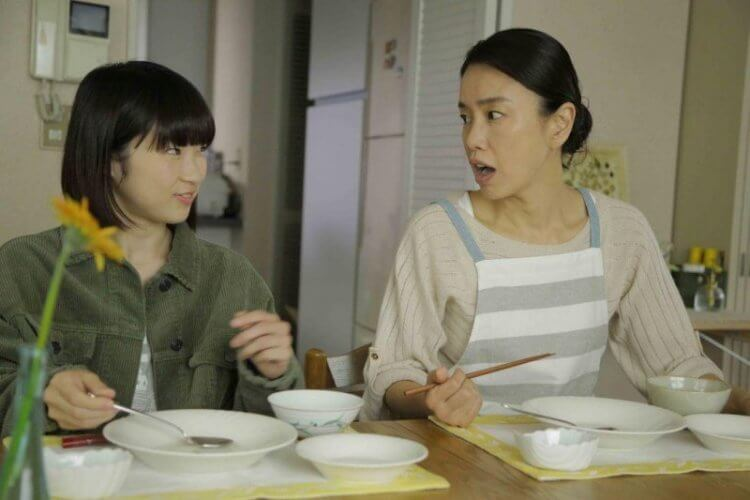 日本電影《伊索遊戲》劇照。